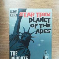 Comics - STAR TREK PLANET OF THE APES #1 - 154956977