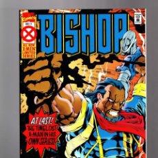 Cómics: BISHOP 1 LIMITED SERIE - MARVEL 1994 VFN/NM / OSTRANDER & PACHECO / X-MEN. Lote 155086322