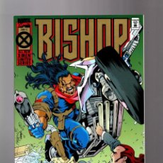 Cómics: BISHOP 2 LIMITED SERIE - MARVEL 1994 VFN/NM / OSTRANDER & PACHECO / X-MEN. Lote 155086446