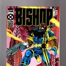 Cómics: BISHOP 3 LIMITED SERIE - MARVEL 1994 VFN/NM / OSTRANDER & PACHECO / X-MEN. Lote 155086574