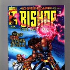 Cómics: BISHOP THE LAST X-MAN 14 - MARVEL 2000 VFN+. Lote 155087382