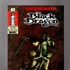 Cómics: BLACK DRAGON 2 - MARVEL EPIC 1985 VFN/NM / ZOMBIES. Lote 155088130