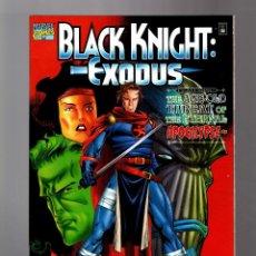 Cómics: BLACK KNIGHT EXODUS - MARVEL 1996 VFN/NM / APOCALYPSE . Lote 155089366