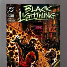 Cómics: BLACK LIGHTNING 10 - DC 1995 VFN/NM . Lote 155089838