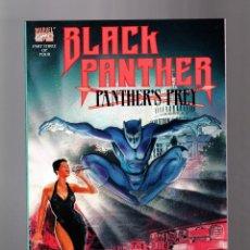 Cómics: BLACK PANTHER PANTHER'S PREY 3 - MARVEL 1991 VFN/NM PRESTIGE / DON MCGREGOR & DWAYNE TURNER. Lote 155090690