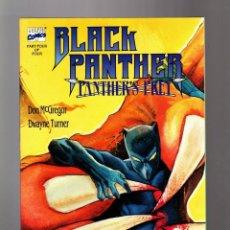 Cómics: BLACK PANTHER PANTHER'S PREY 4 - MARVEL 1991 VFN/NM PRESTIGE / DON MCGREGOR & DWAYNE TURNER. Lote 155090870