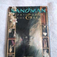 Cómics: THE SANDMAN - PRELUDES & NOCTURNES - RECOPILA LOS 8 PRIMEROS NÚMEROS. Lote 155399114