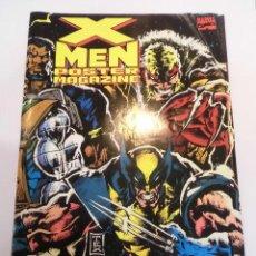 Cómics: POSTER MAGAZINE X-MEN VOL 1 NUM 2. Lote 155511326