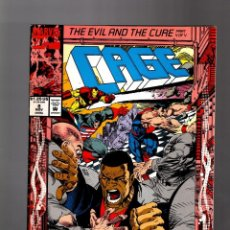 Cómics: CAGE 8 - MARVEL 1992 FN / AVENGERS. Lote 155599514