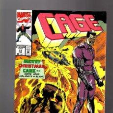 Cómics: CAGE 11 - MARVEL 1992 VG/FN / POWER-MAN. Lote 155600030