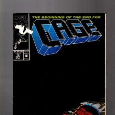 Cómics: CAGE 18 - MARVEL 1993 FN / POWER-MAN . Lote 155600658