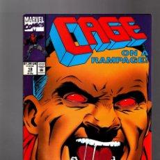 Cómics: CAGE 19 - MARVEL 1993 FN/VFN / POWER-MAN . Lote 155600826