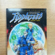 Cómics: APPLESEED BOOK ONE (MASAMUNE SHIROW). Lote 155624377