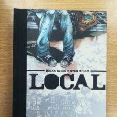 Cómics: LOCAL HC. Lote 155625478