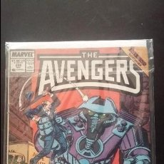 Cómics: AVENGERS # 298 MARVEL COMICS 1988 WITH THE DISSOLUTION OF THE AVENGERS. Lote 155704642