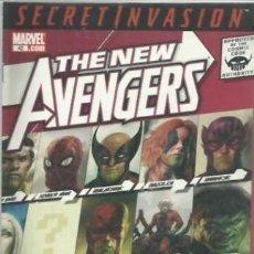 Cómics: NEW AVENGERS #42 (2005 1ST SERIES) VF NM SECRET INVASION TIE-IN. Lote 155704986