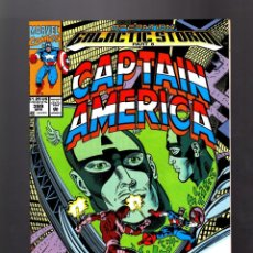 Cómics: CAPTAIN AMERICA 399 - MARVEL 1992 VFN / OPERATION GALACTIC STORM. Lote 155780890