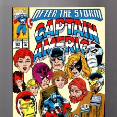 Cómics: CAPTAIN AMERICA 401 - MARVEL 1992 VFN-. Lote 155786314