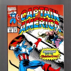 Cómics: CAPTAIN AMERICA 409 - MARVEL 1992 VFN+ . Lote 155786954