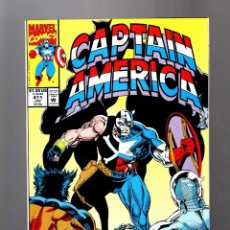 Cómics: CAPTAIN AMERICA 411 - MARVEL 1993 VFN+ . Lote 155787114