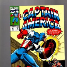 Cómics: CAPTAIN AMERICA 421 - MARVEL 1993 VFN/NM / VS NOMAD. Lote 155788070