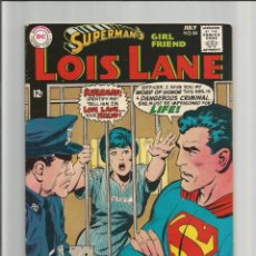 Cómics: SUPERMAN'S GIRLFRIEND LOIS LANE Nº 84. DC COMICS. Lote 155797346