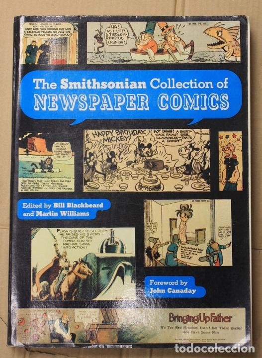 THE SMITHSONIAN COLLECTION OF NEWSPAPER COMICS. EDITED BY BILL BLACKBEARD AND MARTIN WILLIAMS (Tebeos y Comics - Comics Lengua Extranjera - Comics USA)