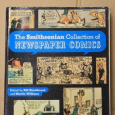 Cómics: THE SMITHSONIAN COLLECTION OF NEWSPAPER COMICS. EDITED BY BILL BLACKBEARD AND MARTIN WILLIAMS. Lote 156089385