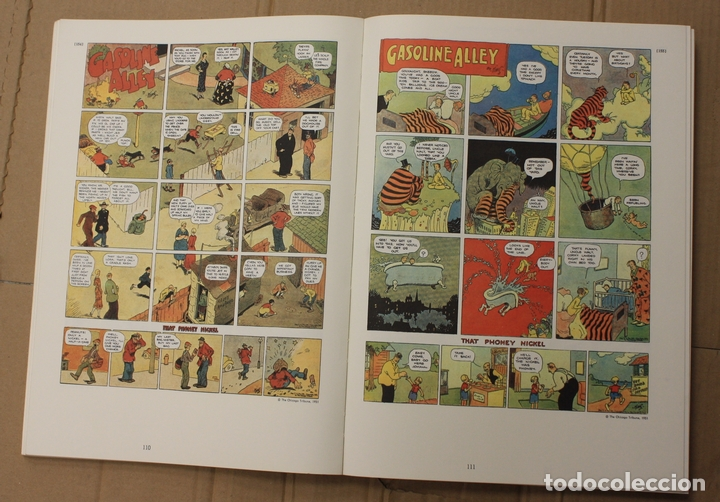 Cómics: THE SMITHSONIAN COLLECTION OF NEWSPAPER COMICS. EDITED BY BILL BLACKBEARD AND MARTIN WILLIAMS - Foto 3 - 156089385