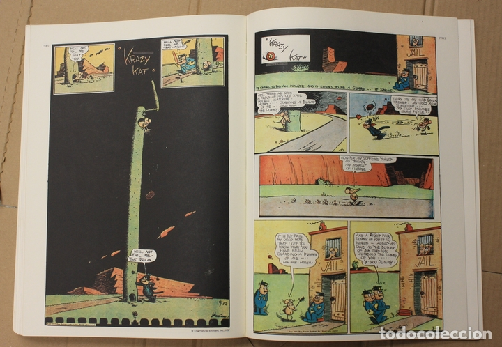 Cómics: THE SMITHSONIAN COLLECTION OF NEWSPAPER COMICS. EDITED BY BILL BLACKBEARD AND MARTIN WILLIAMS - Foto 6 - 156089385