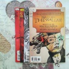 Cómics: THE SANDMAN PRESENTS THE THESSALIAD Nº 1, 2, 3 Y 4 COMPLETA DC VERTIGO COMICS. Lote 156324058