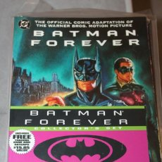 Cómics: BATMAN FOREVER COLLECTOR'S SET DC RIDDLE FACTORY TWO- FACE CRIME AND PUNISHMENT. Lote 156446538