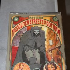 Cómics: BATMAN THE GOLDEN STREETS OF GOTHAM DC AN AMERICAN FABLE. Lote 156447914
