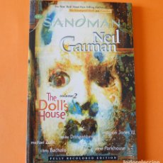 Cómics: THE SANDMAN - THE DOLL'S HOUSE - NEIL GAIMAN . VOLUMEN 2 - EN INGLES. Lote 156803574
