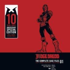 Cómics: JUEZ DREDD. THE COMPLETE CASE FILES 01. EDICIÓN 10º ANIVERSARIO. NUEVO.. Lote 157261974