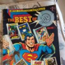 Cómics: LIMITED COLLECTOR'S EDITION BEST OF DC (TREASURY ED., NEAL ADAMS, A. TOTH..., DC, 1977, EN INGLÉS). Lote 157386906