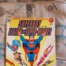Cómics: LIMITED COLLECTOR'S EDITION (TREASURY) SUPERBOY LEGION SUPERHEROES (1976, DC, EN INGLÉS). Lote 157387502