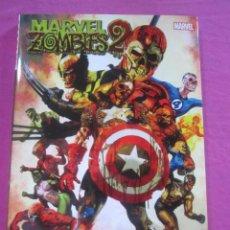 Cómics: MARVEL ZOMBIES TOMO 2 TAPA DURA CON SOBRECUBIERTA EN INGLES. Lote 157847694