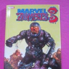 Cómics: ZOMBIES 3 TOMO DE TAPA DURA CON SOBRECUBIERTA MARVEL EN INGLES. Lote 157848506