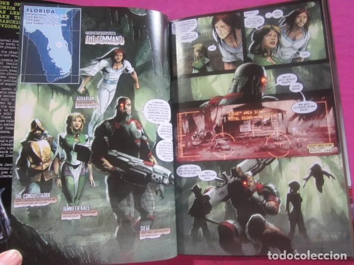 Cómics: ZOMBIES 3 TOMO DE TAPA DURA CON SOBRECUBIERTA MARVEL EN INGLES - Foto 5 - 157848506