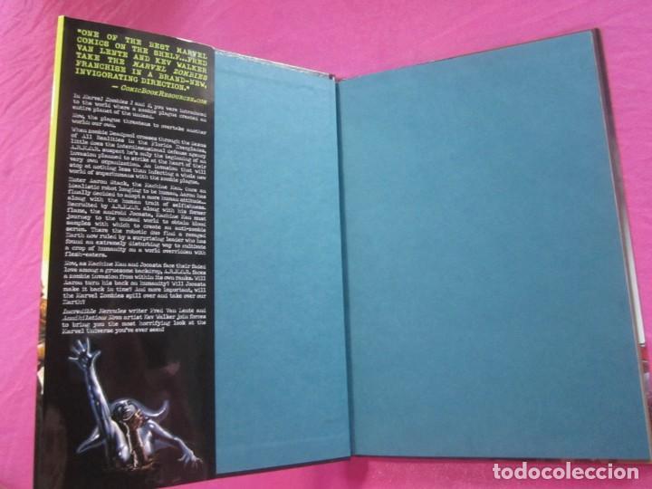 Cómics: ZOMBIES 3 TOMO DE TAPA DURA CON SOBRECUBIERTA MARVEL EN INGLES - Foto 6 - 157848506