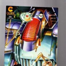 Cómics: CONSTRUCT 4 - CALIBER 1996 VFN/NM . Lote 158052190