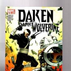 Cómics: DAKEN DARK WOLVERINE 12 - MARVEL 2011 VFN / VS TASKMASTER. Lote 158245594