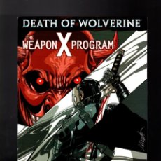 Cómics: DEATH OF WOLVERINE THE WEAPON X PROGRAM 5 - MARVEL 2014 VFN/NM. Lote 158376258