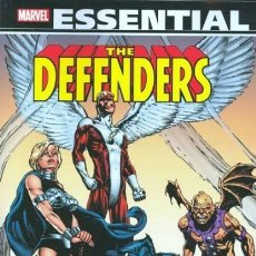 Cómics: ESSENTIAL DEFENDERS 6. LOS DEFENSORES J M DEMATTEIS. Lote 158601038
