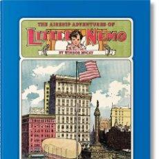 Comics : LITTLE NEMO. WINSOR MCCAY. COLECCIÓN COMPLETA DE TIRAS DE PERIÓDICOS. 288 PÁGINAS. NUEVO.. Lote 158957862
