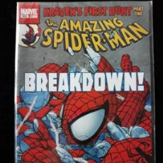 Cómics: COMIC MARVEL USA: THE AMAZING SPIDERMAN Nº 565. Lote 159119826