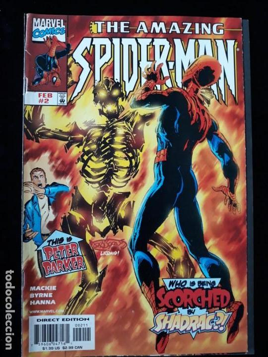 COMIC MARVEL USA: THE AMAZING SPIDERMAN Nº 2 (Tebeos y Comics - Comics Lengua Extranjera - Comics USA)