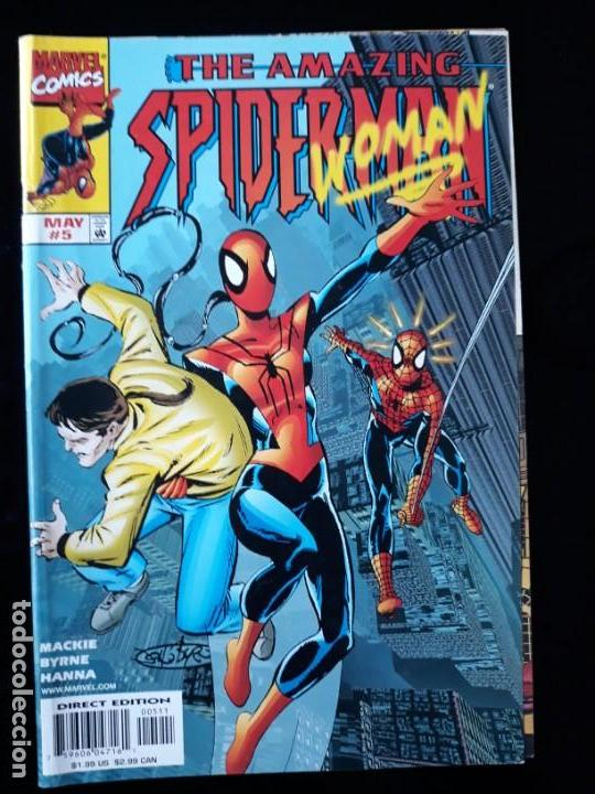 COMIC MARVEL USA: THE AMAZING SPIDERMAN Nº5 (Tebeos y Comics - Comics Lengua Extranjera - Comics USA)