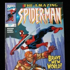 Cómics: COMIC MARVEL USA: THE AMAZING SPIDERMAN Nº7. Lote 159124430